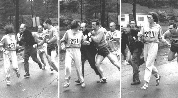 Jock Semple v Kathryn Switzer, 1967