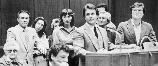 Ray Buckey on Trial in 1987