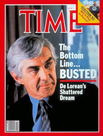 Time Magazine, 1982.