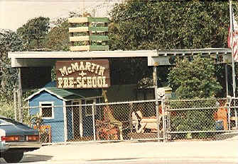 The McMartin School as it appeared in 1983.