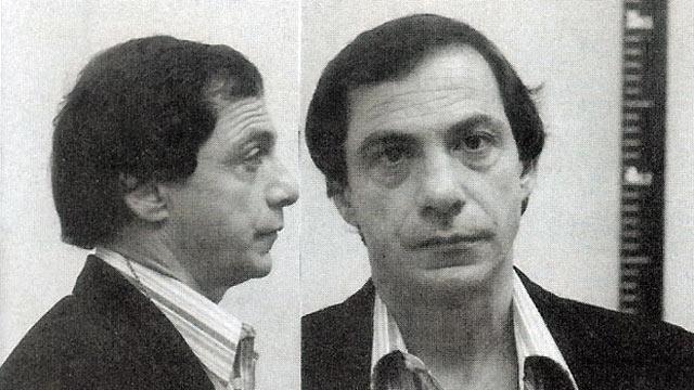 Henry Hill's mugshot, 1980