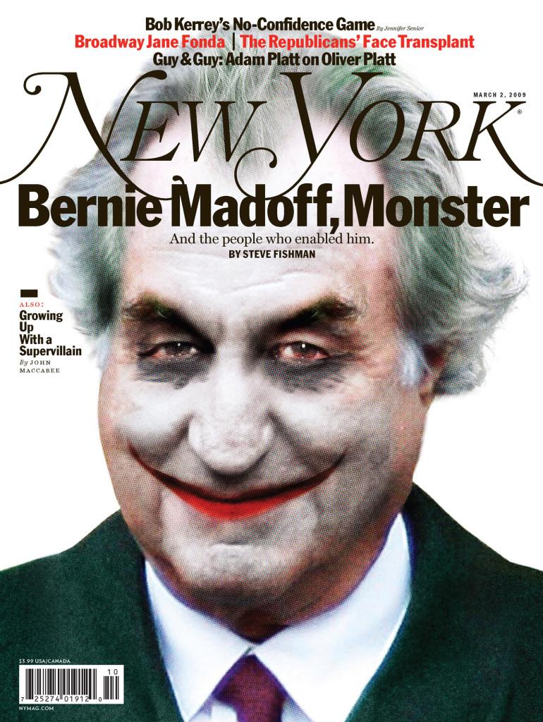 Bernie Madoff, 2009.