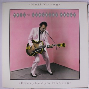 Neil Young effectively ruining David Geffen's year, 1983.