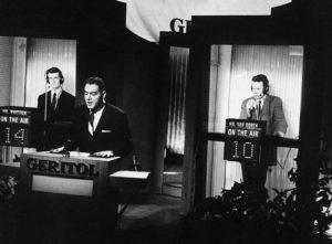 Van Doren and Stemple on '21', 1956.