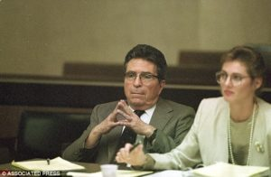 John Carpenter on trial, 1994.